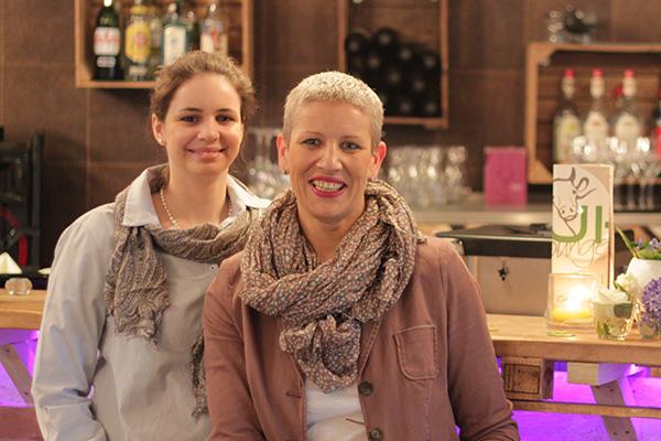 Britta und Wenke